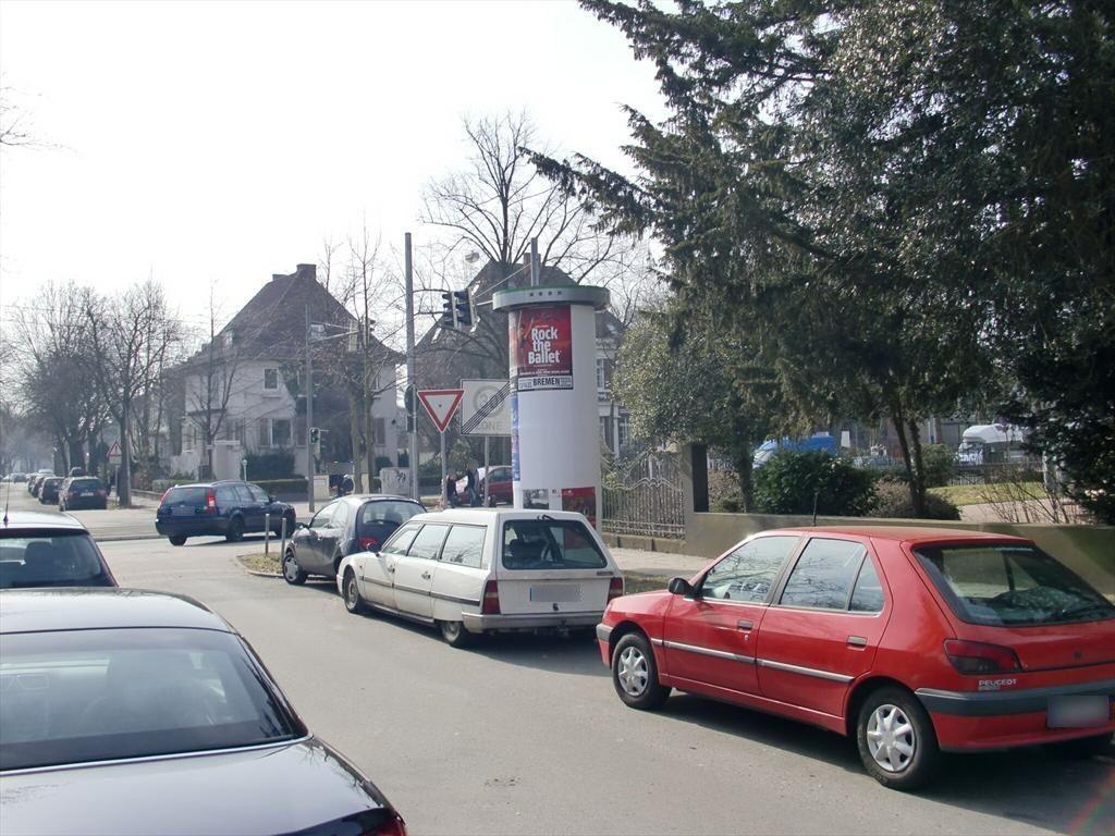 Donandtstr./Schwachhauser Heerstr.