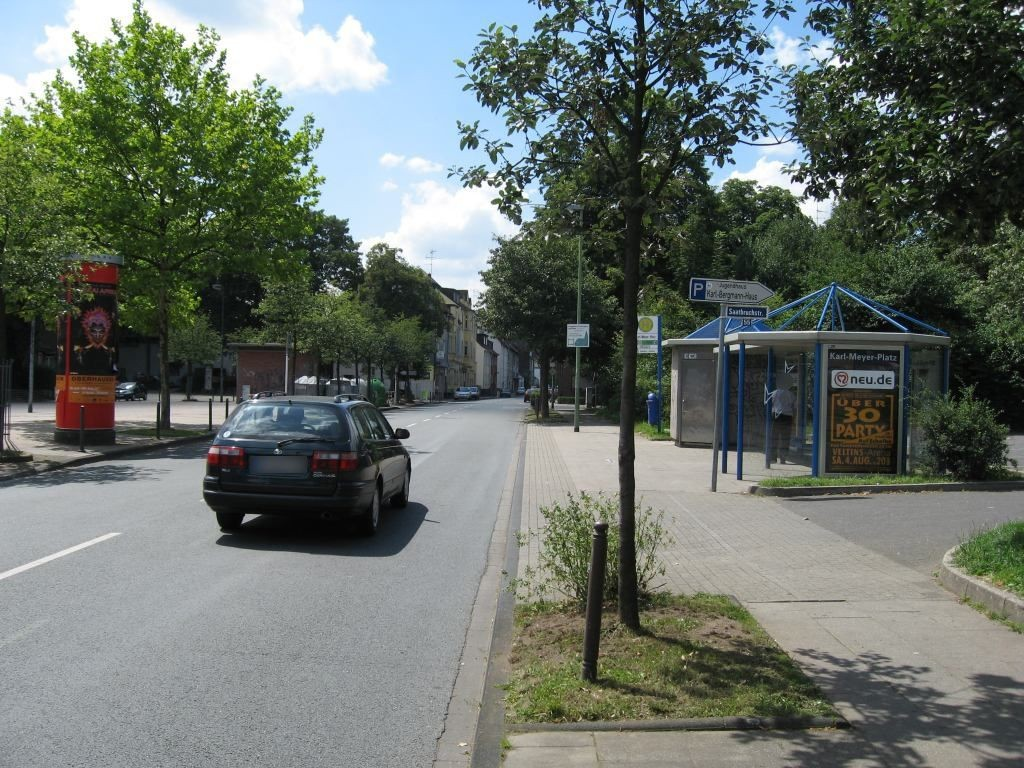 Karl-Meyer-Platz Ri. Stoppenberg/We.re.