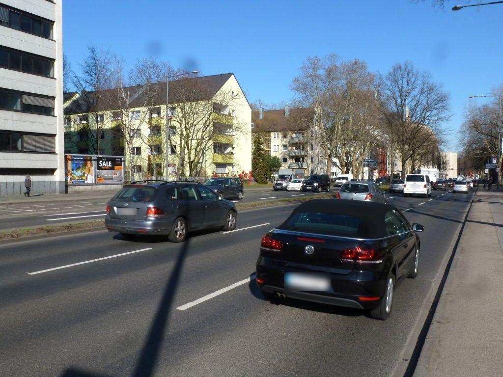 Innere Kanalstr. re. neb. 69 Nh. Vogelsanger Str.
