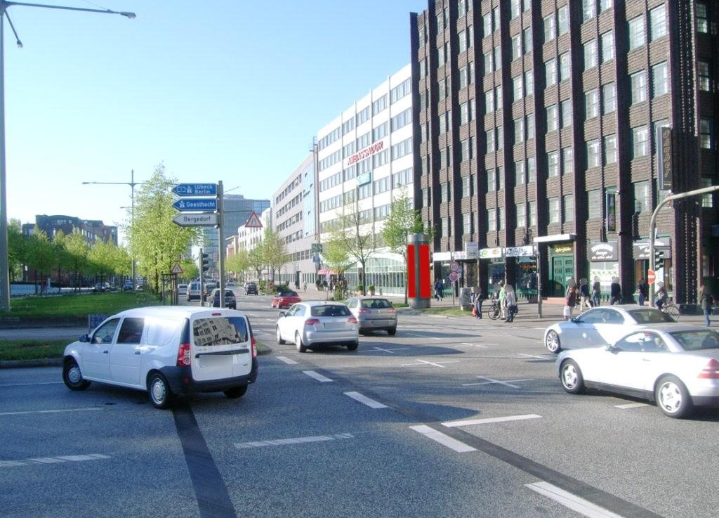 Heidenkampsweg/Nordkanalstr.