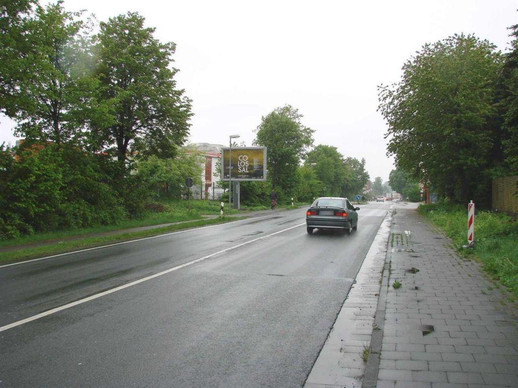 Bremer Str.  45 geg. Bergstr./We.li. CS