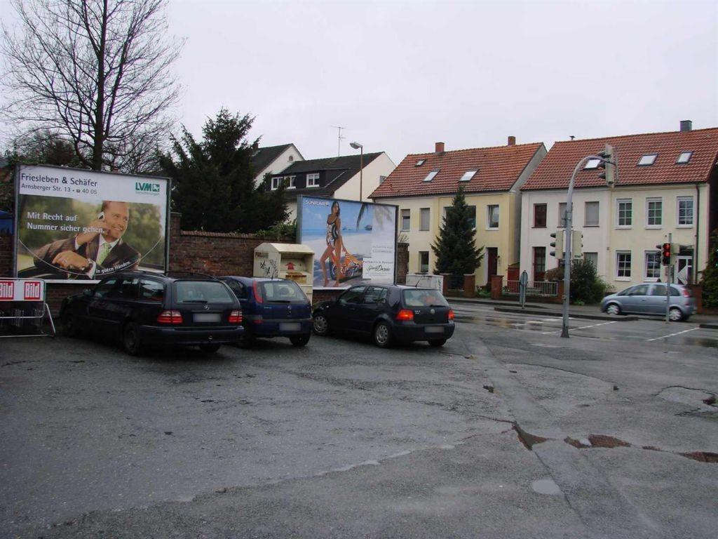 Immermannwall/Niederbergheimer Str. re.