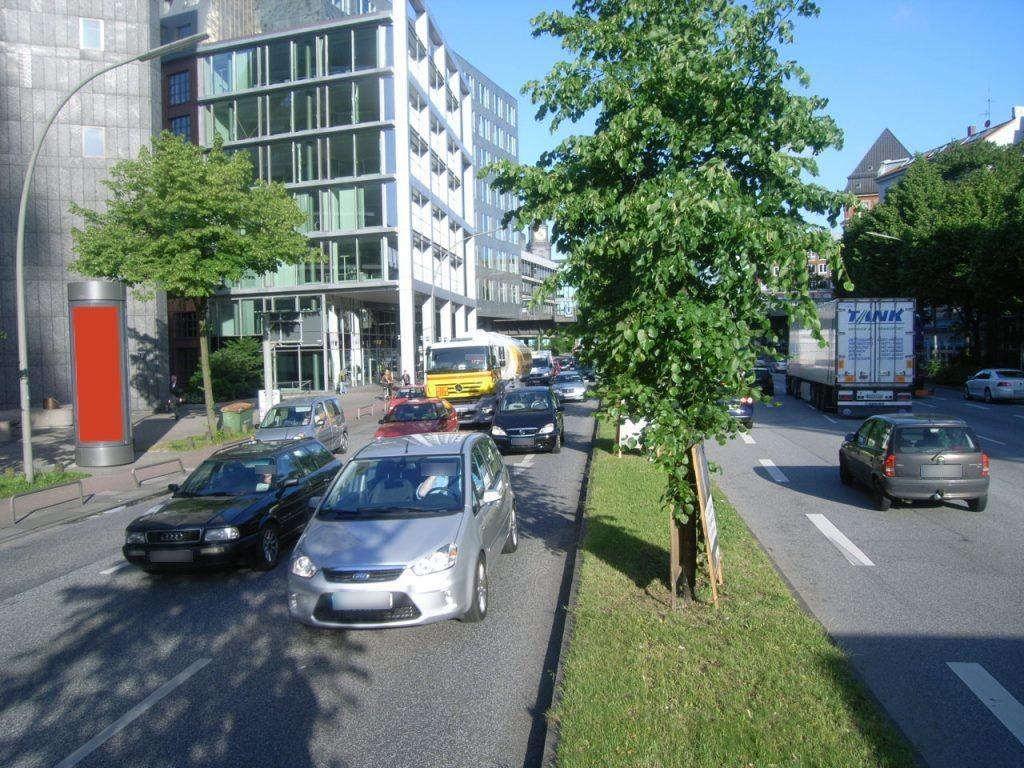 Willy-Brandt-Str.  73 vor Holzbrücke