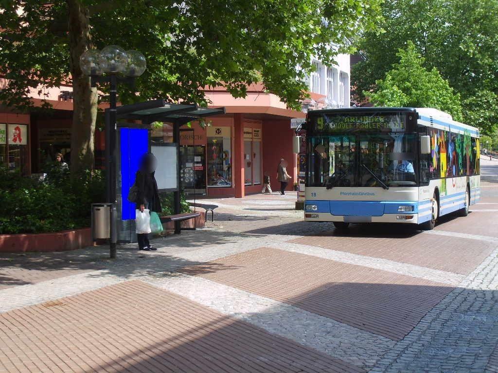 Westl. Karl-Fr.-Str./HST Marktplatz Ri. Arlinger