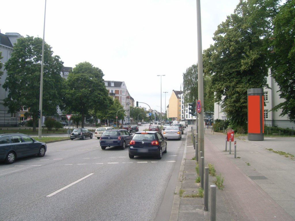 Ludolfstr./Eppendorfer Marktplatz