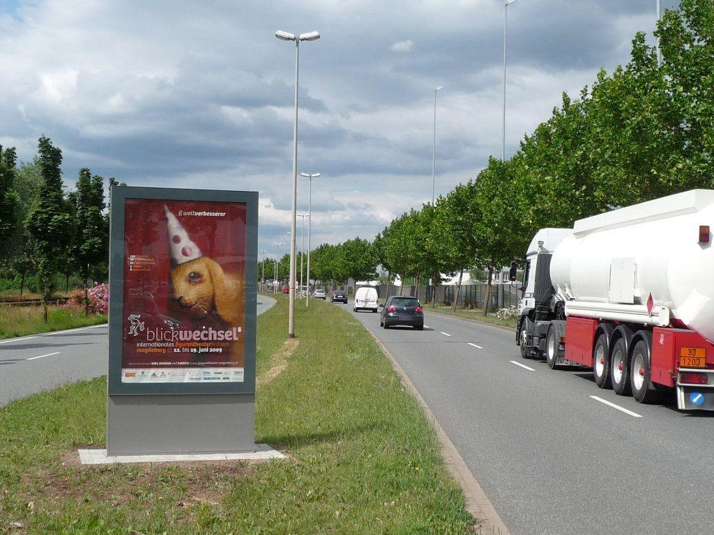 August-Bebel-Damm/Parchauer Str. saw./We.re.