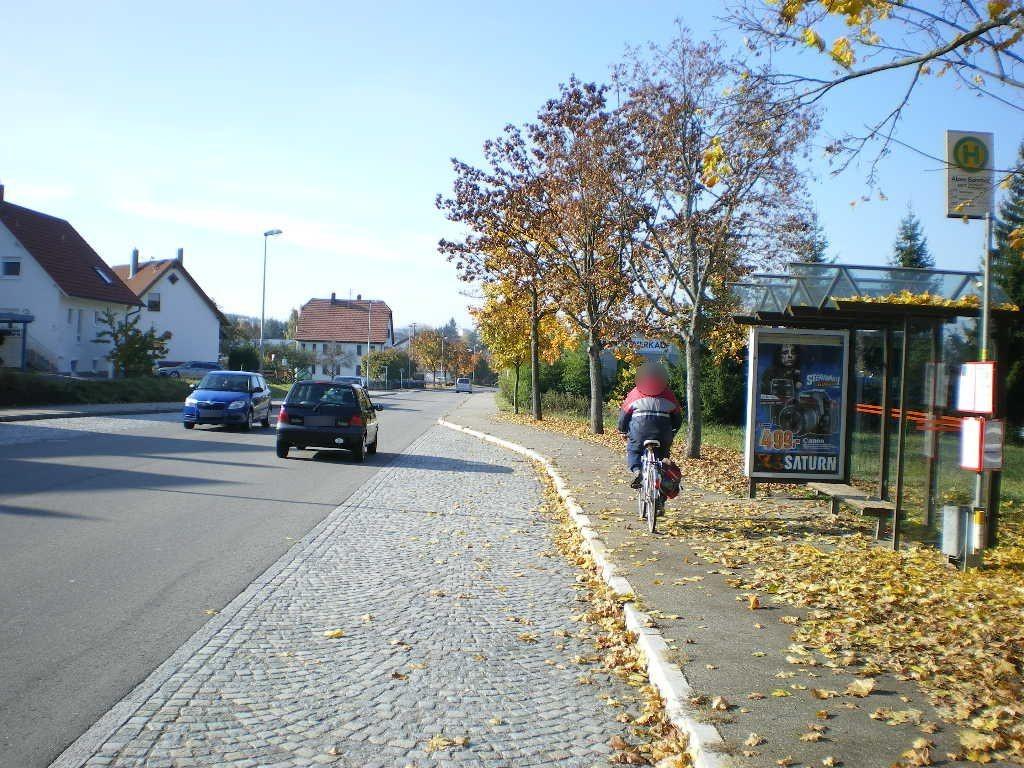 Bahnhofstr. Nh. Blöhsteinstr./We.re.