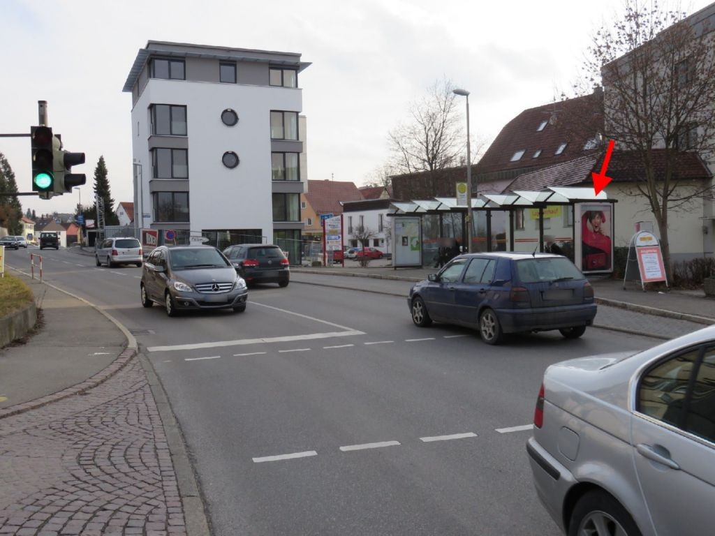 Bahnhofstr./HST Mitte / re. We.re.