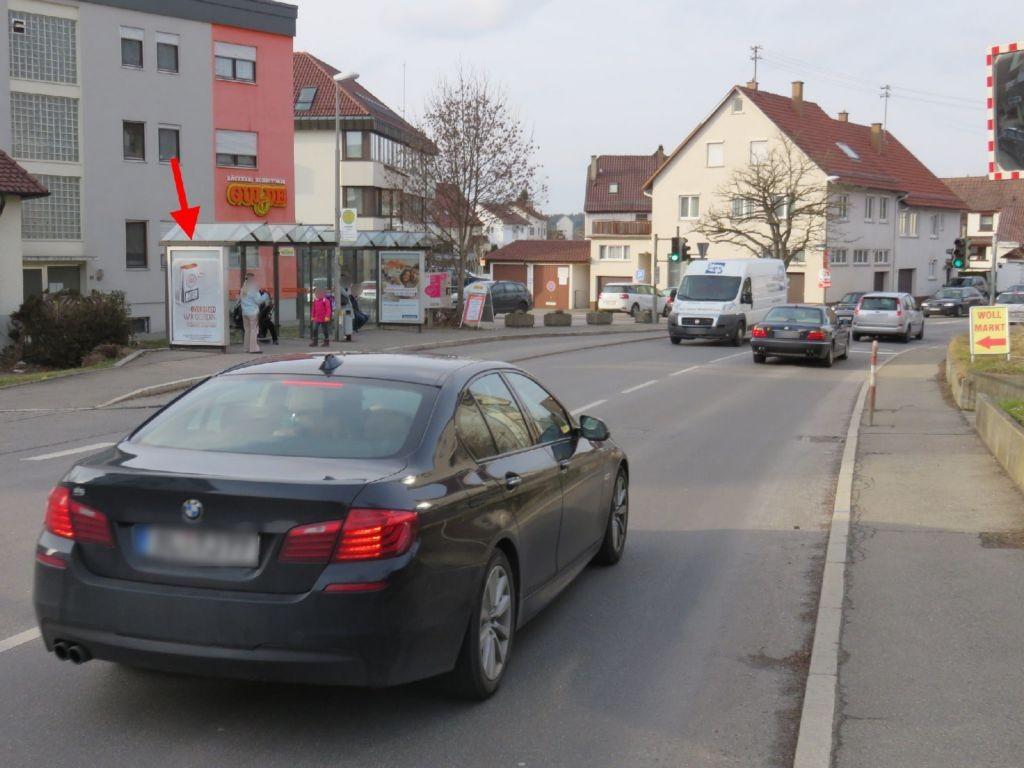 Bahnhofstr./HST Mitte / li. We.li.