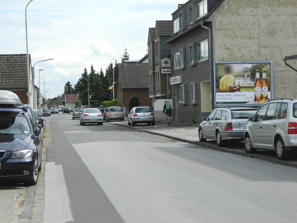 Hitdorfer Str. neb. 309 re. quer