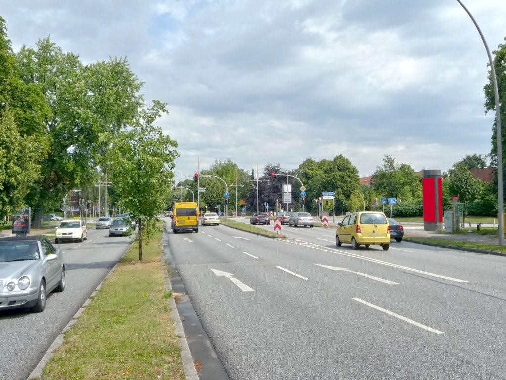 Alsterkrugchaussee/Sengelmannstr.