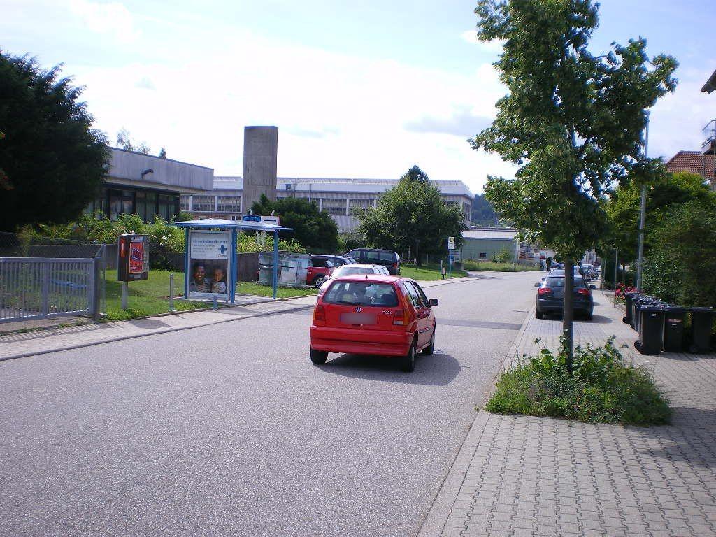 Industriestr.  92/HST Mittlerer Hardweg/We.li.