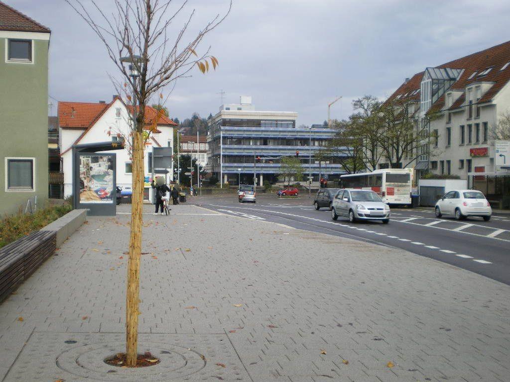 Mühlstr./Heiligkreuzstr. geg./HST Stadtbr. We.li.