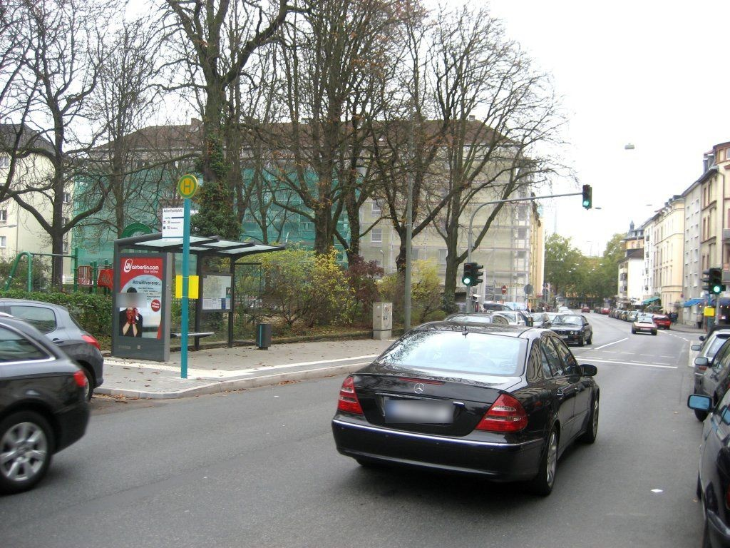 Oeder Weg 93 geg./Stalburgstr./außen