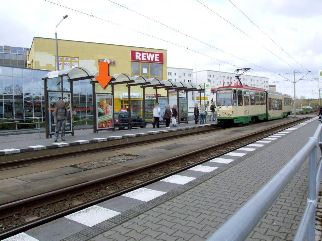 Tschirchdamm/EKZ Si. Tram 2. Sto.
