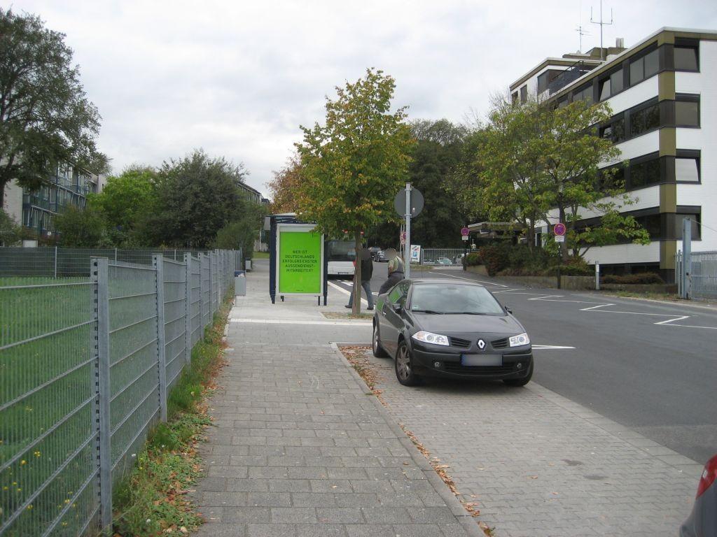 Schumannstr. 159 geg./Caritas/Polizei geg./außen