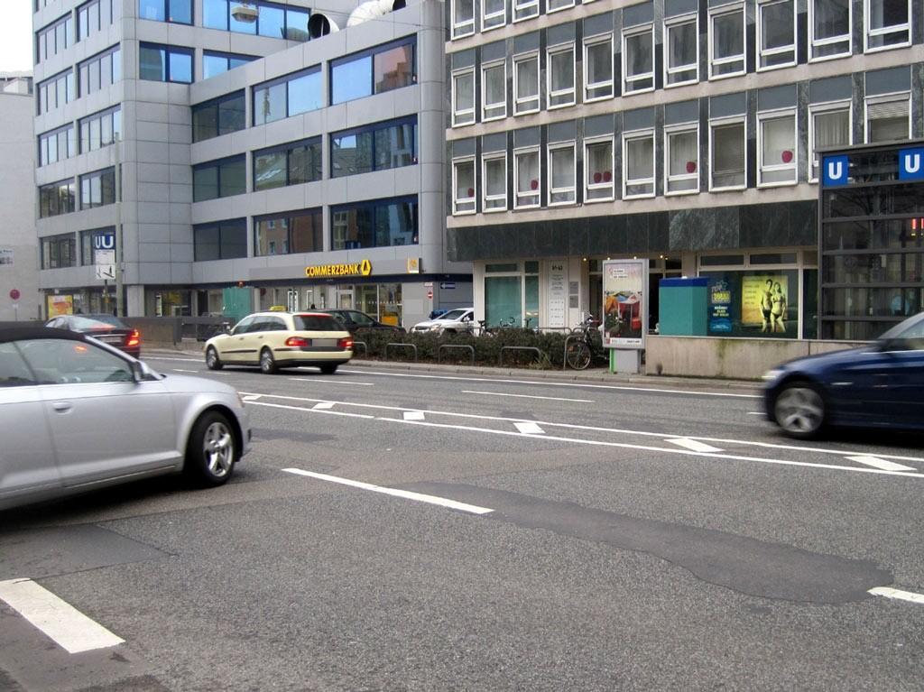 Eschersheimer Landstr. 63/Gervinusstr.