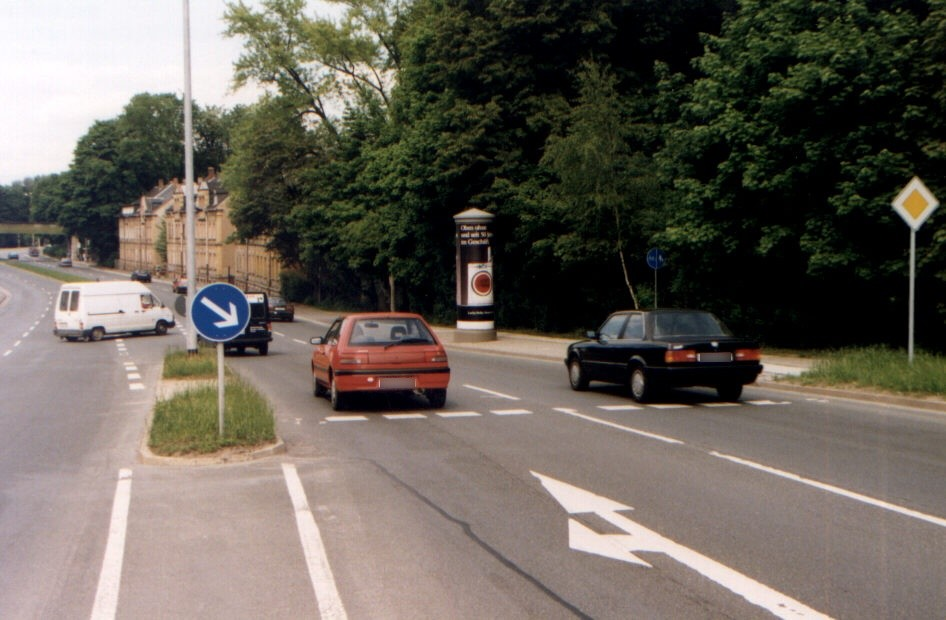 Wolgograder Allee/Markersdorfer Str.