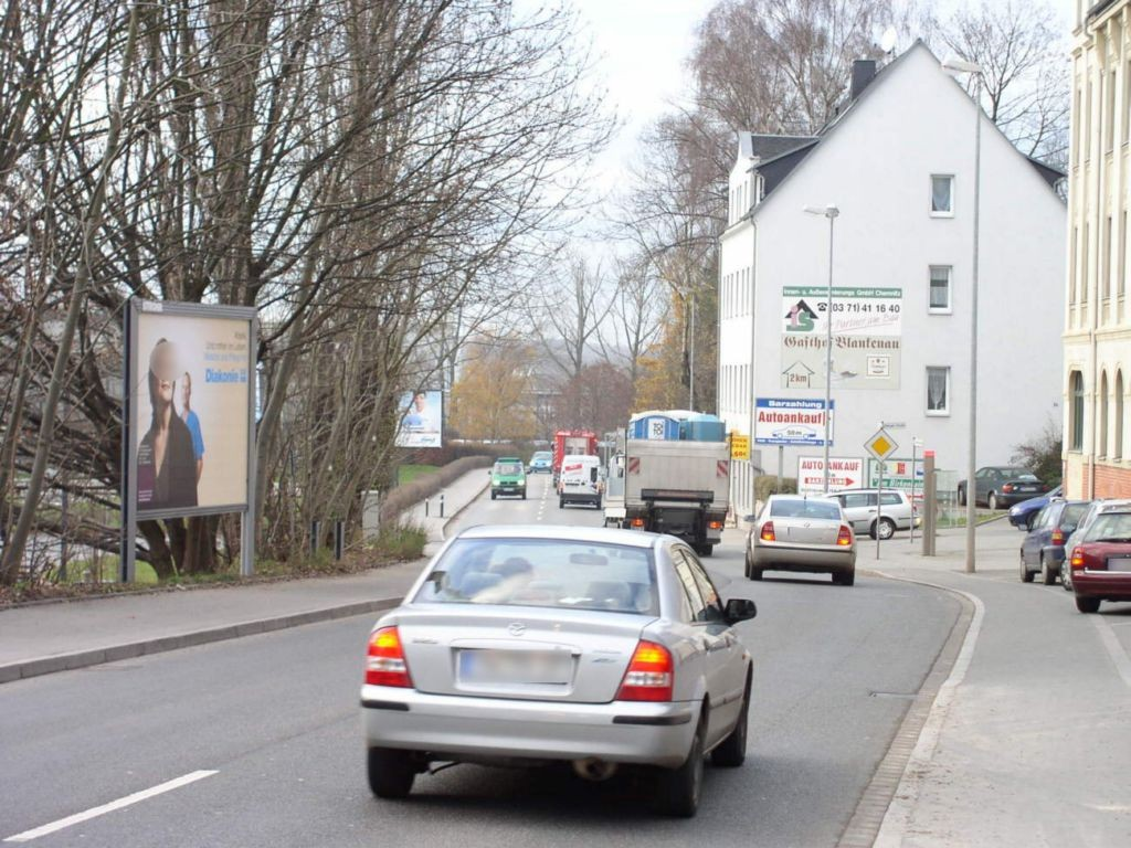 Chemnitztalstr.   3 Nh. Blankenauer Str. B107