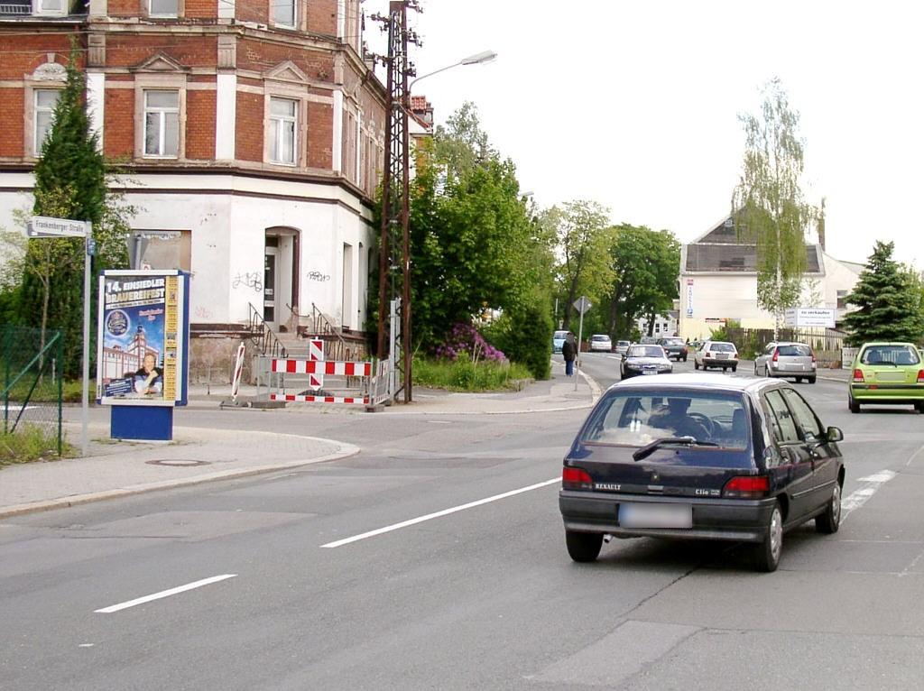 Frankenberger Str. 251/Eichendorffstr./We.li.