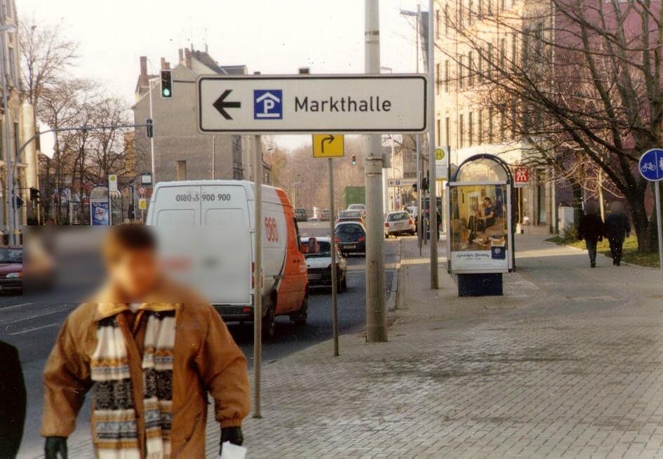 Hartmannstr.  12 geg. An der Markthalle/We.re.