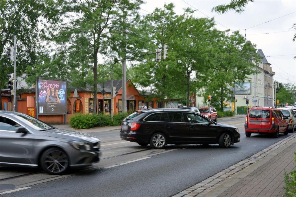 Großenhainer Str./Hubertusstr.