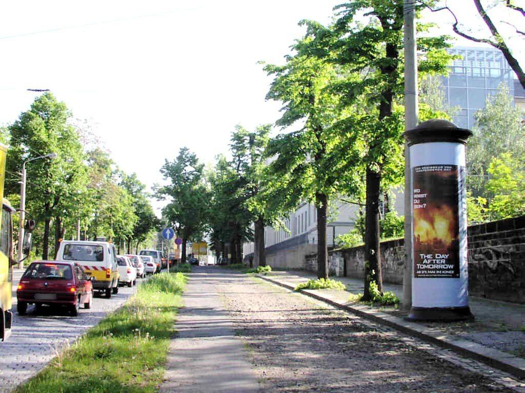 Königsbrücker Str. geg.  87  B97
