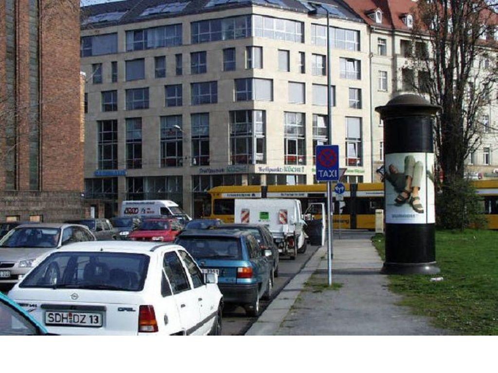 Wettiner Platz/Schweriner Str.