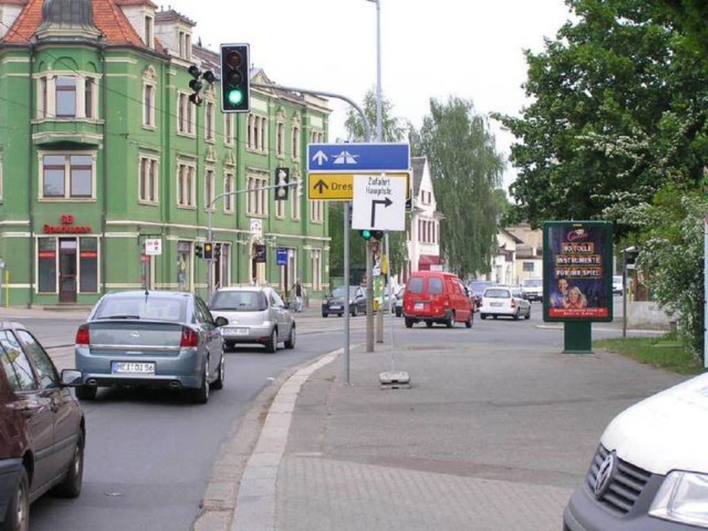 Meißner Str./Schildenstr. stw./We.re.