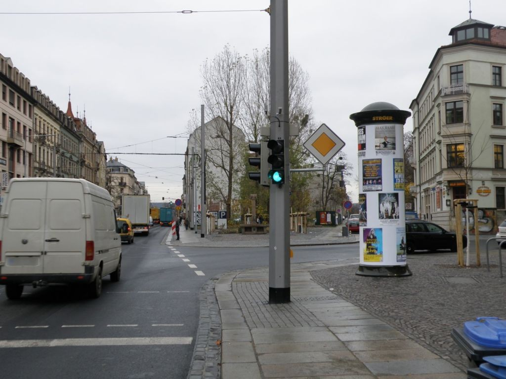 Bautzner Str./Lessingstr.