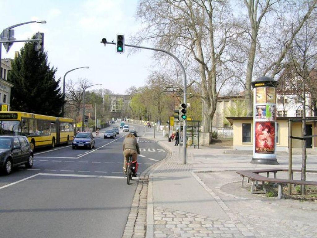 Großenhainer Str. geg. 223/Endhst.