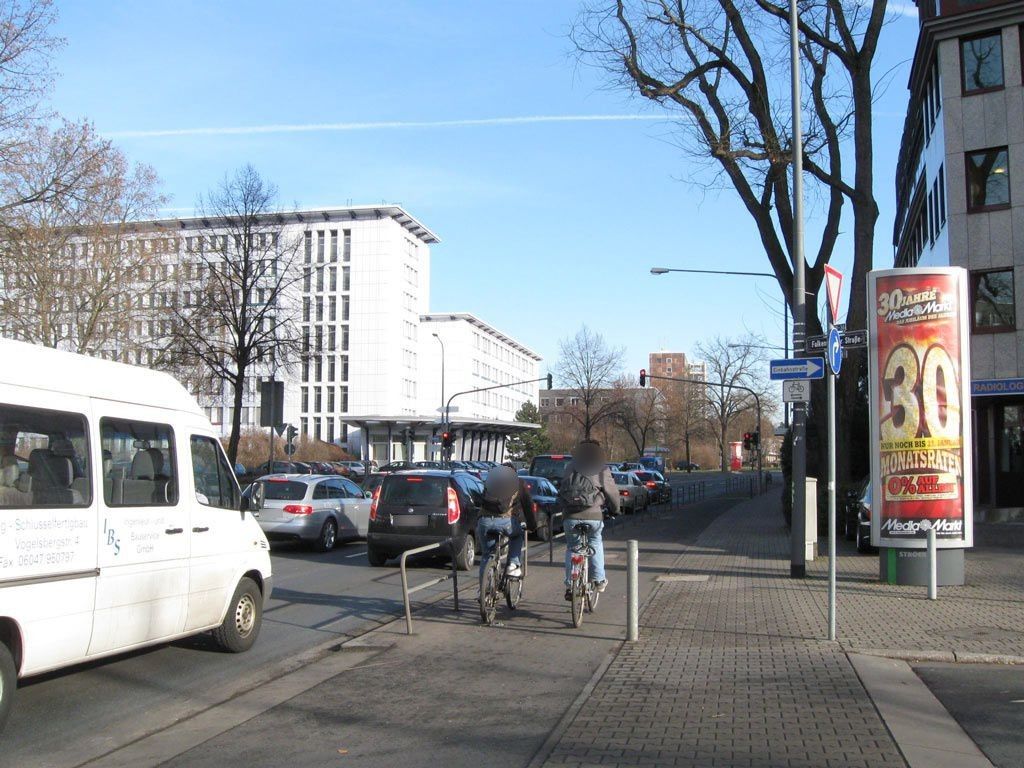 Adickesallee 57/Falkensteiner Str./WS