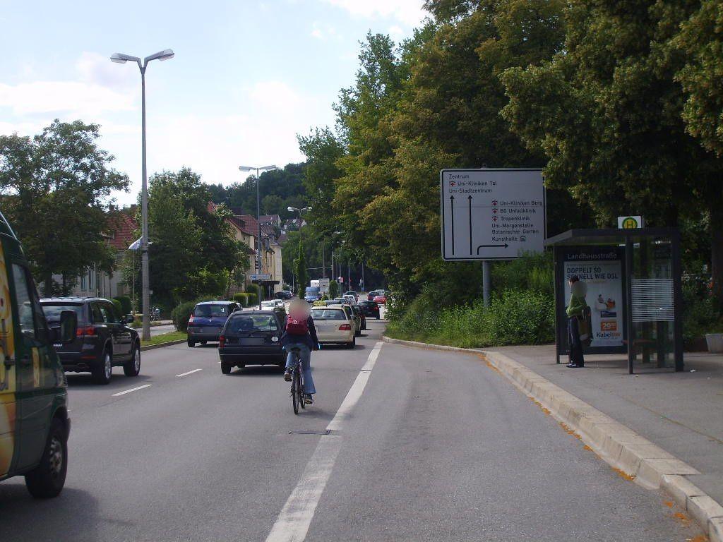 Wilhelmstr. 113/HST Landhausstr. sew./We.re.