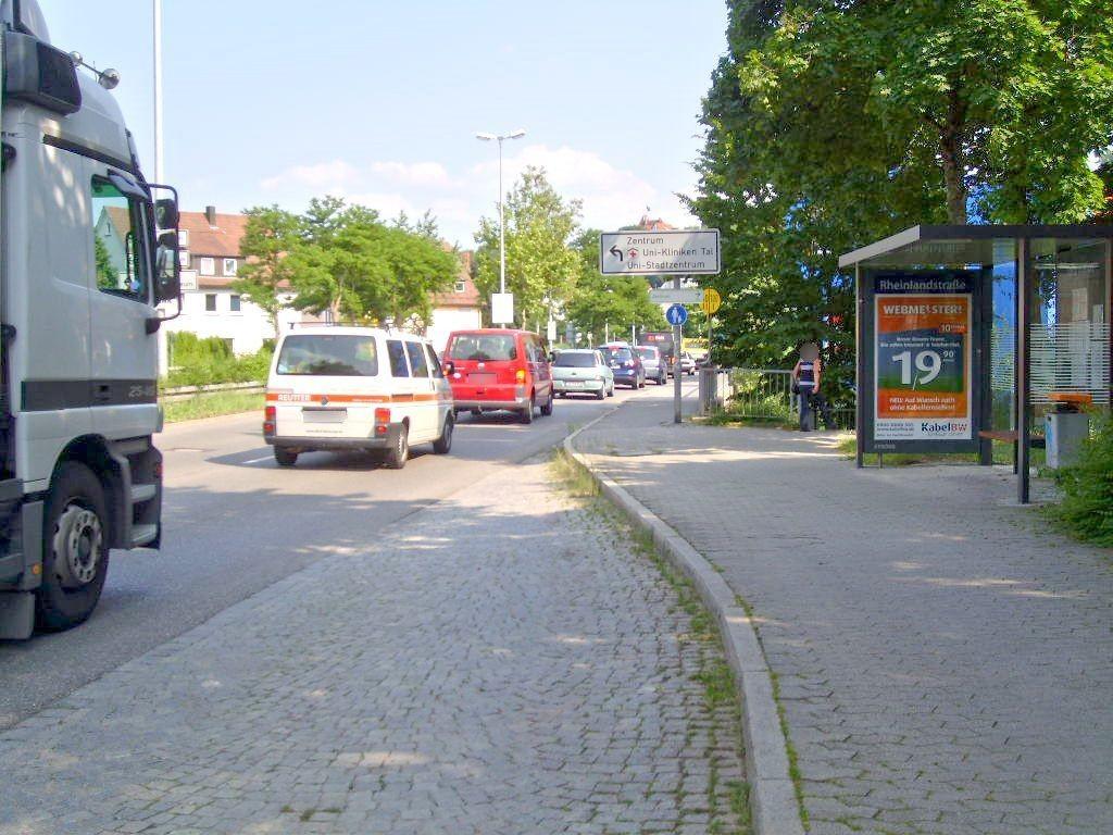 Rheinlandstr./Aischbachstr geg./HST Rhs.ew./We.re.