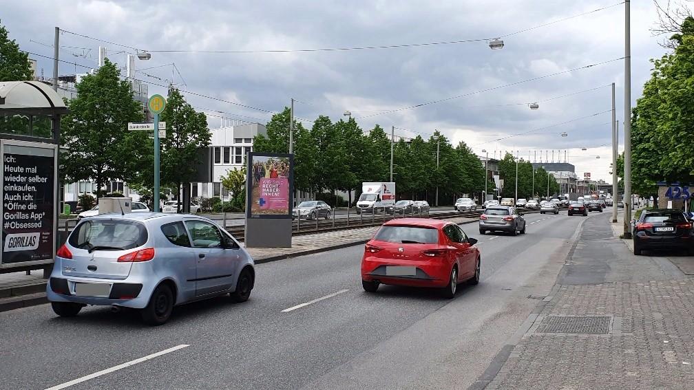 Hanauer Landstr./Daimlerstr. geg./VS