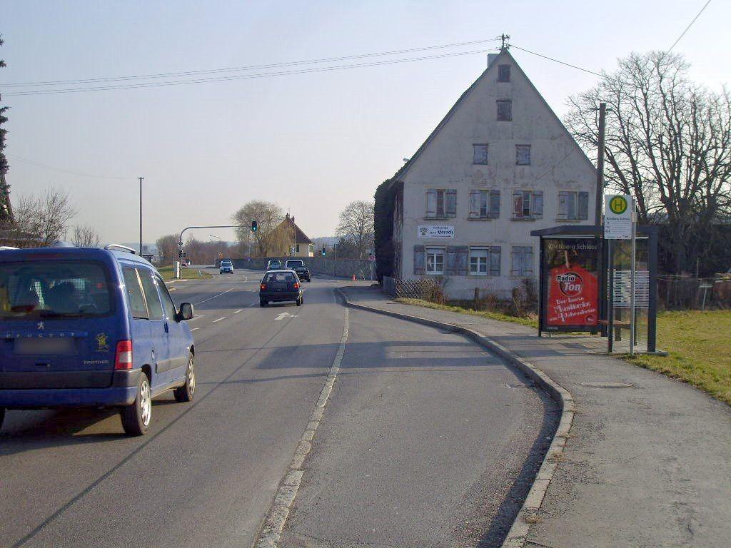 Bahnhofstr. geg.6/HST Kilchberg Schloss ew./We.re.