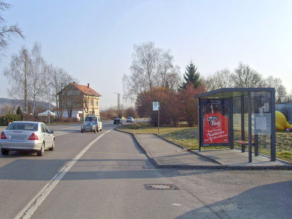 Bahnhofstr. geg. 40/HST Kilchberg Bf sew./We.re.