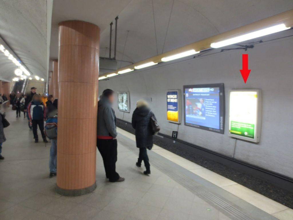 Jahnplatz 1, U-Bahnstation, FR. Milse 2.Sto.