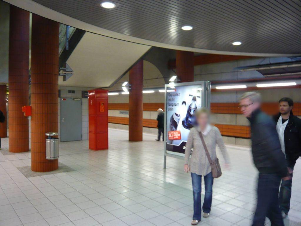 Siegfriedplatz 1/U-Bahnstation FR. City 1.Sto/VS