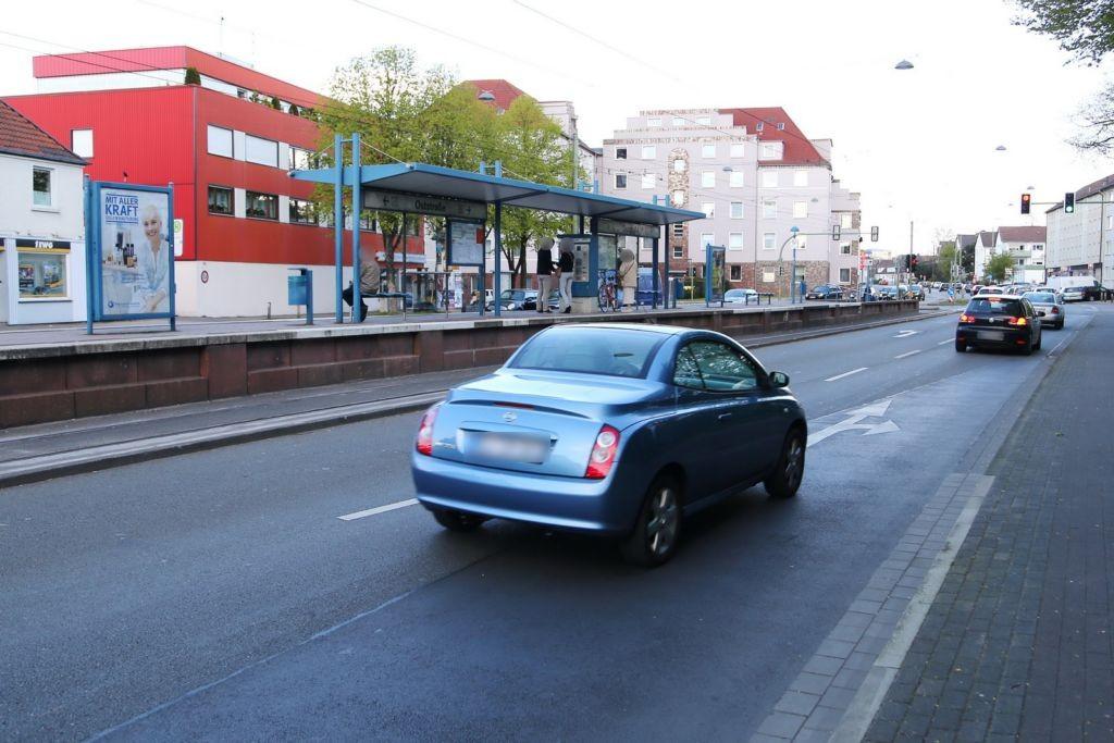 Oelmühlenstr. 103/Oststr. FR. Stieghorst 1. Sto.