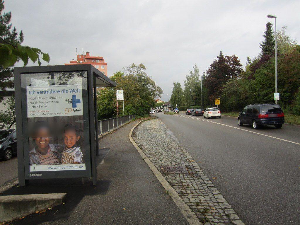Herrenberger Str./Bogenstr. 6/HST Ujes ew./We.li.