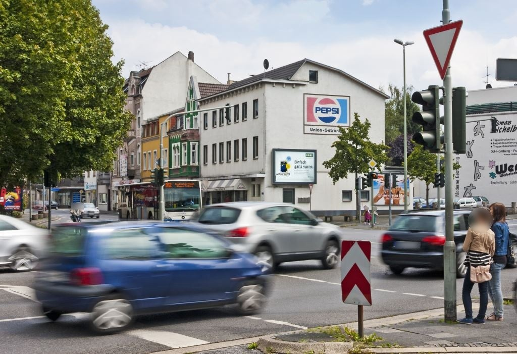 Moerser Str. 109/Duisburger Str. quer