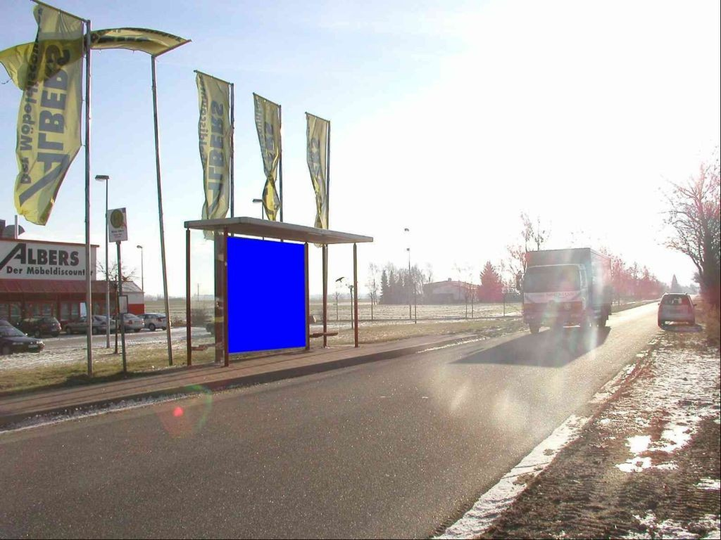 Mein Plakat Stralsund Hansestadt B96möbelhaus Albers