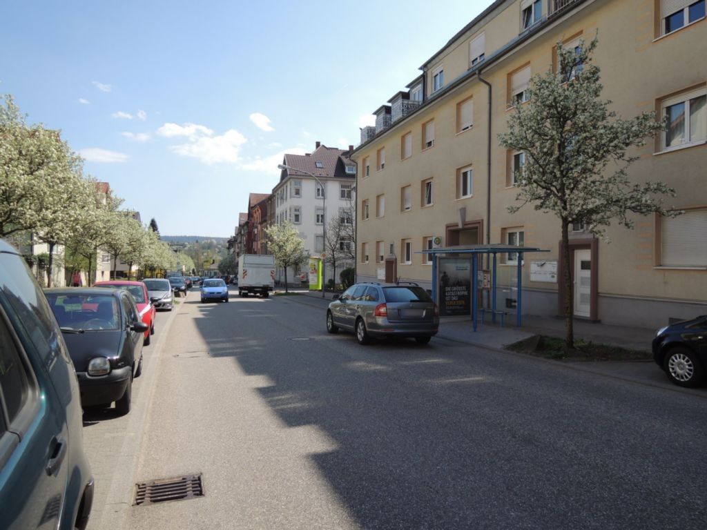 Dietlinger Str.  51/HST Biberstr./We.re.
