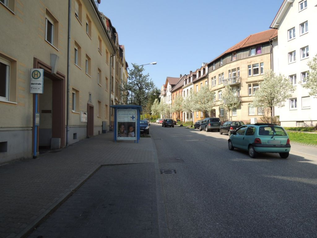 Dietlinger Str.  51/HST Biberstr./We.li.