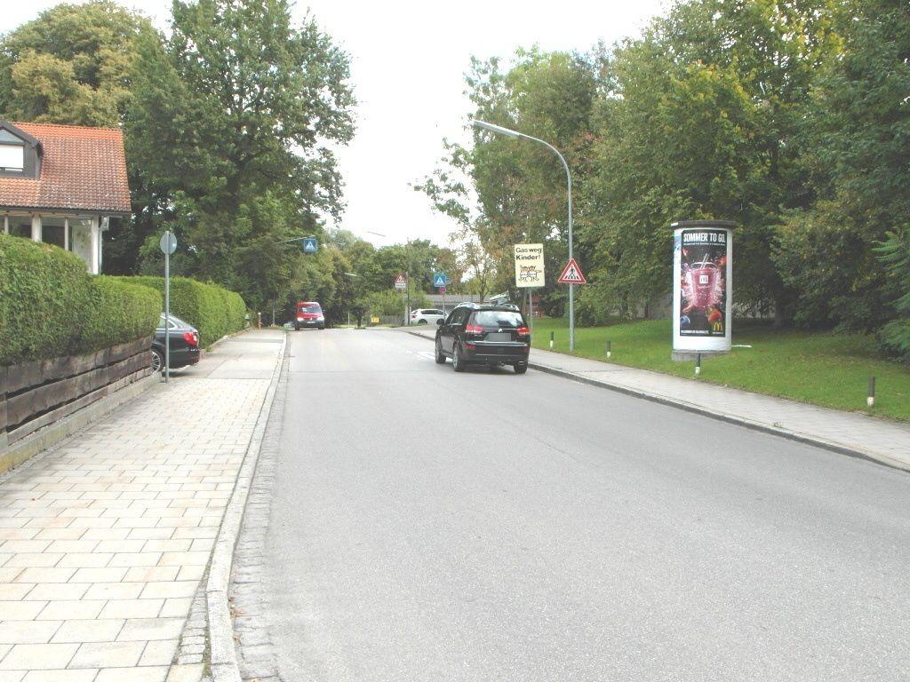 Krankenhausstr. geg.  14 - HS