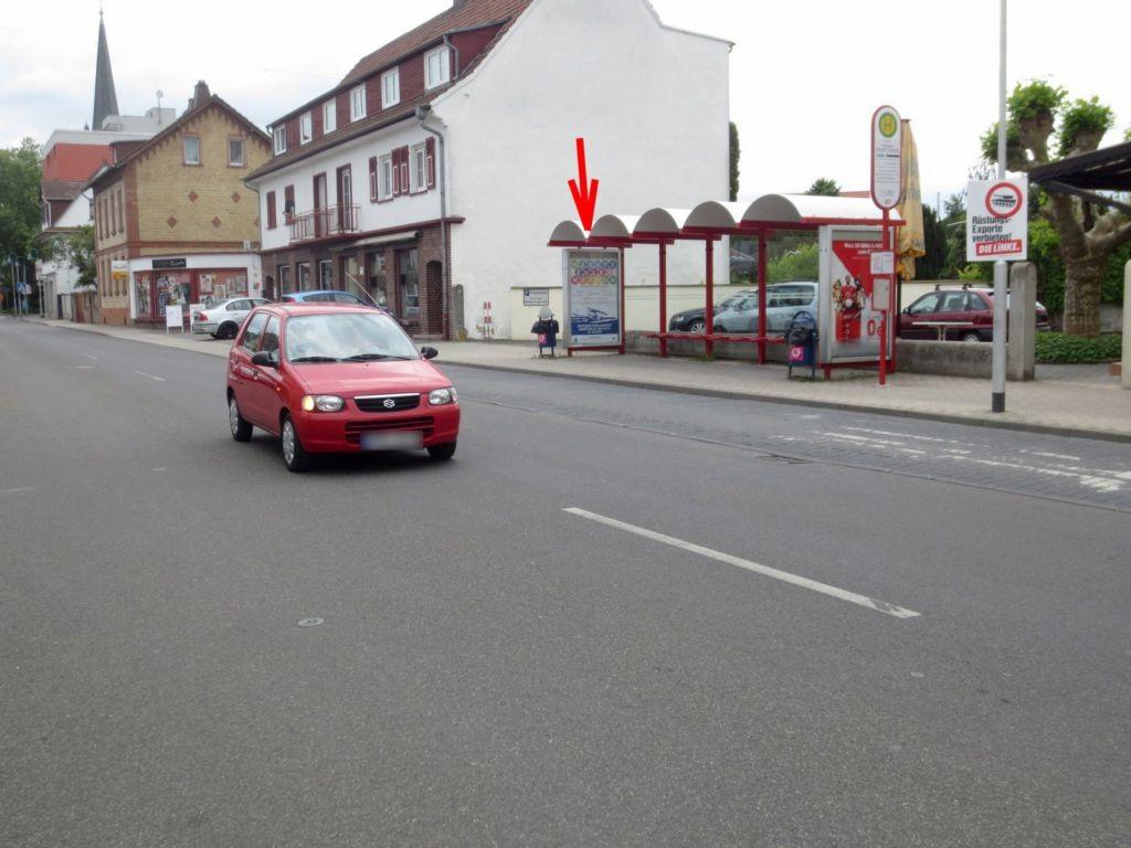 Bahnhofstr. geg. 37-39/Bf li. innen
