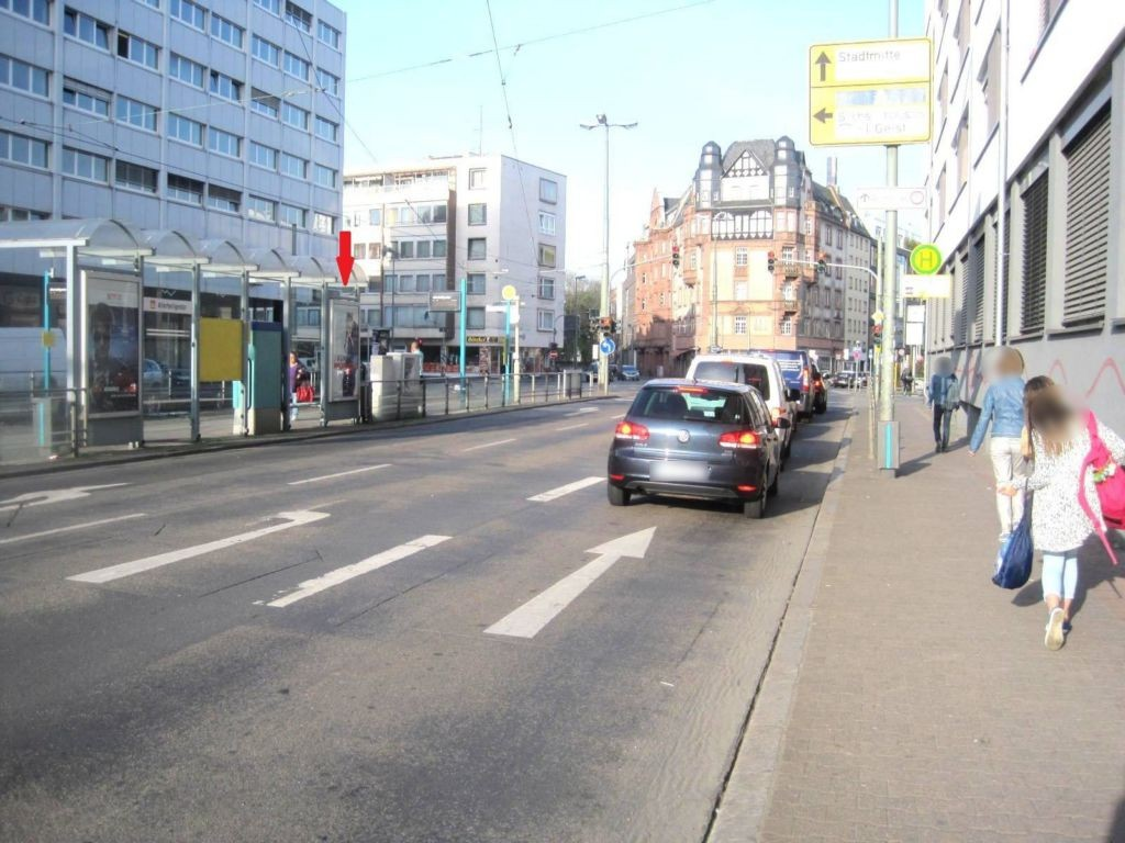 Allerheiligentor/Lange Str./außen re.