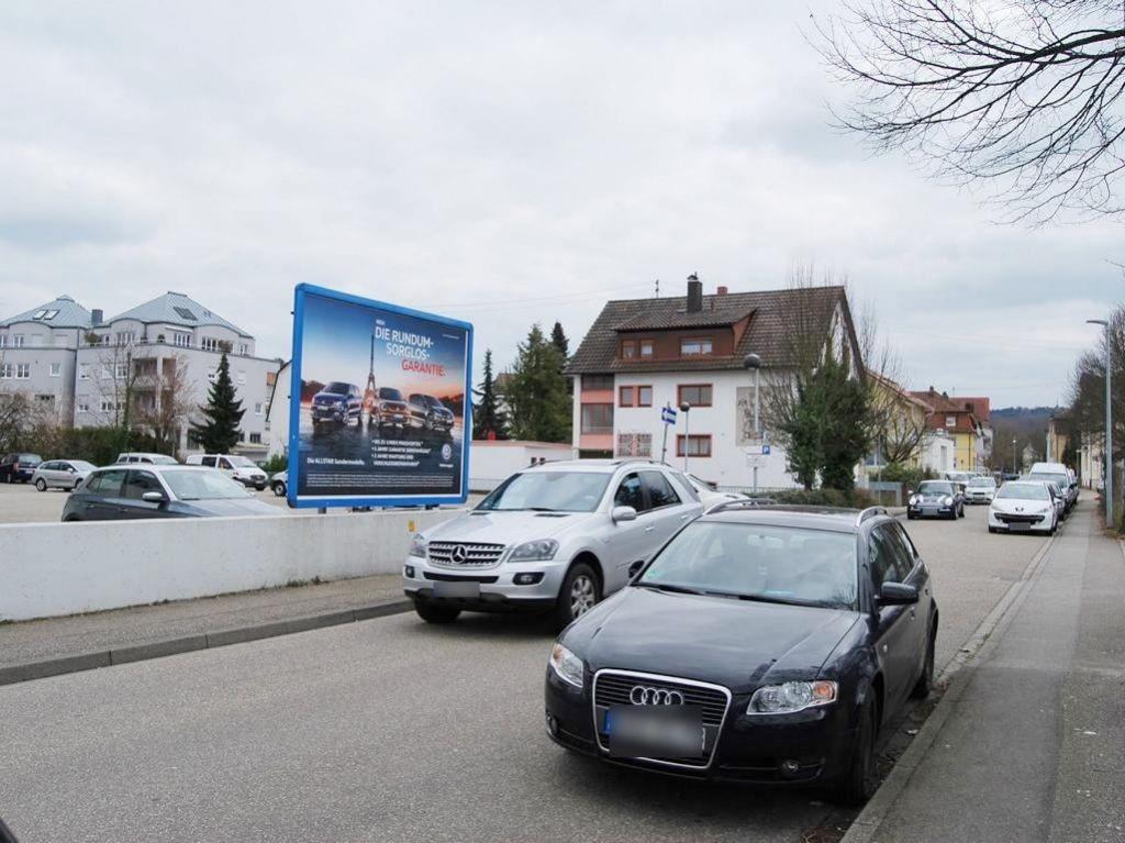Ooser Karlstr. neb.  14 geg. Briefzentrum