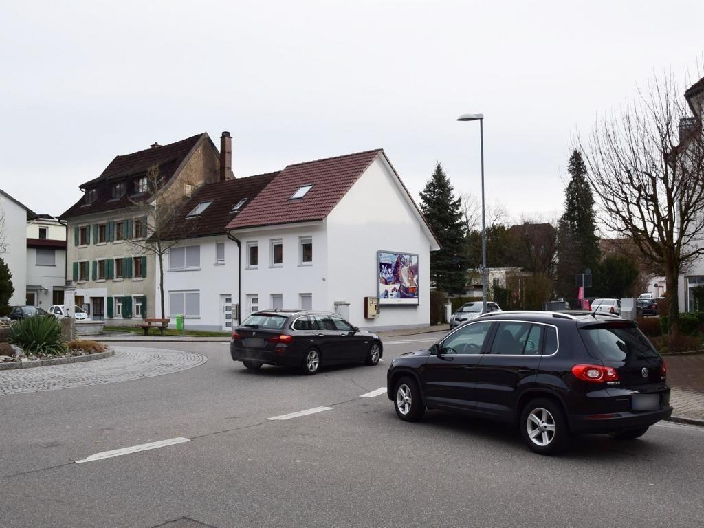 Himmelreichstr./Hauptstr.  96/Kreisel